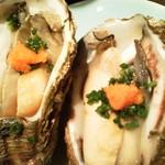 魚游 - 生蠣
