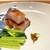 日本料理 研野 - 料理写真:叉焼 茎山葵