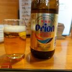 日の丸や - オリオンビール