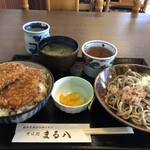 そば処 まる八 - 料理写真: