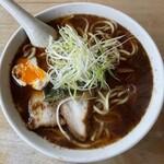 麺屋 陣丸 - 節醬油ラーメン