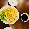 新福菜館 - 料理写真:付出し竹(皿盛シナチク)