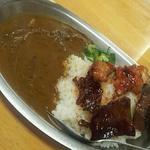 焼肉食堂 巴 - 焼肉カレー(ミックス)630円