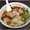 Zaramenya - 料理写真:ワンタンメン+半チャーハン 1150円
