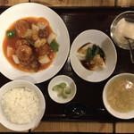 チャイナキッチン麻婆 - 料理写真: