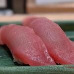 寿司 魚がし日本一 - お安い方の赤身でも拙には充分に感じます。