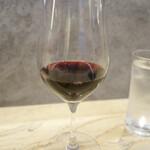 鹿とパンとワイン Bistro STAGMAN - 赤ワイン