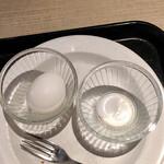 ニコタマ デイズ カフェ - たまご&トーストサラダモーニング528円