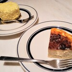FROMA YORKYS CHEESE RESTAURANT&BAR - FROMAレアチーケーキ、バスクチーズケーキ