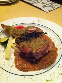ブルックリンパーラー - 若鶏の香草焼き