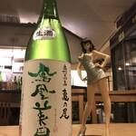 日本酒バー オール・ザット・ジャズ - 鳳凰美田