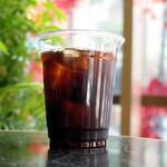 トリバコーヒー - アイスコーヒー(500円)