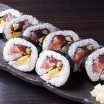 築地すし - 巻寿司