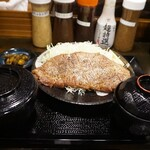 149151996 - 上キセキステーキ定食200g