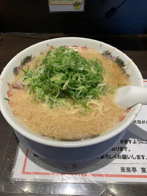 来来亭 東川口店 (ライライテイ) - 東川口/ラーメン [食べログ]