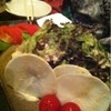 お好み焼 まる飛 - 料理写真:野菜サラダ