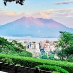 149161890 - ◎城山ホテル鹿児島から眺める夕方の桜島は絶景!