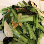 Shahoushurou - 季節野菜炒め
