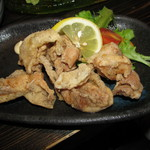 一流 - 鶏唐揚げ(塩)