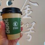 ニホンバシ イーチャヤ - セットのコーヒー