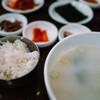 赤坂一龍 - 料理写真:雪濃湯
