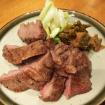 Gyuutaniroha - 厚切り牛タン 1000円
