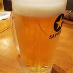 Gyuutaniroha - 生ビール