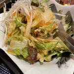 焼肉牛勢 - チョレギサラダ