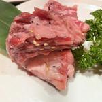 焼肉牛勢 - ダイヤモンドカルビ