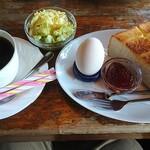 カナディアンコーヒーハウス - 料理写真: