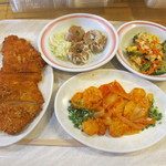 華さん食堂 - 料理写真: