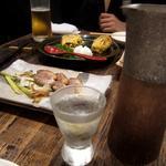 麻布 川上庵 - 佐久の花 純米吟醸無濾過生原酒(長野) 2合