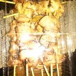 島田屋 - 料理写真:買った焼鳥一本60円×9本→1パック540円