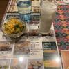 シリジャナ - 料理写真:Cセット890円はサラダから始まる