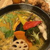 Rojiura Curry SAMURAI. - 料理写真:グリーンカレー