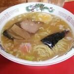 あけぼの食堂 - 料理写真:味噌ラーメン