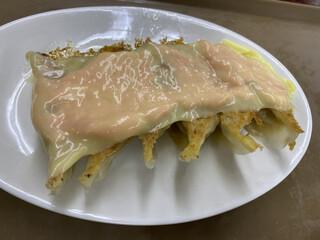 来らっせ - 龍門 明太チーズ餃子