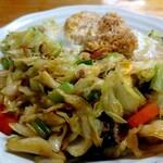 すずらん食堂 - 料理写真:野菜の旨味たっぷり!チャンポン