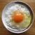 鈴木養鶏場 - 料理写真:AW飼い有精卵TKG