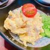 そば処創庵 - 料理写真:ポテトサラダ