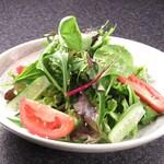 焼肉処 きわみ 離 - 極サラダ
