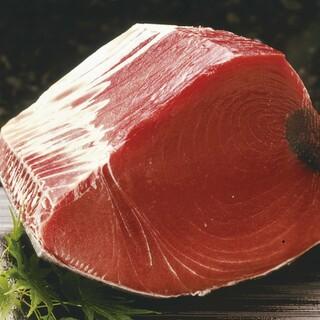 ●マルサ水産のマグロは『天然の本マグロ』を使用♪