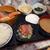 タカマル鮮魚店 - 料理写真:「朝定食(鮭)」500円