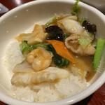 刀削麺・火鍋・西安料理 XI'AN - 海鮮丼
