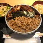 鳥一代 - きじ焼き丼(800円)
