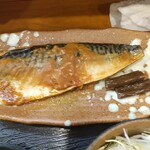 酔心酒蔵 - サバの味噌煮(アップ)