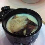 祥瑞楼 - 松茸干貝柱茶碗蒸し