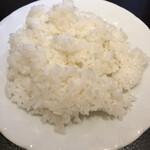 キッチン千代田 - ライス