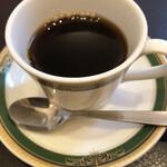 キッチン千代田 - コーヒーサービス