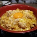 名古屋名物 名古屋めし食堂 丸八 - 名古屋コーチン親子丼
